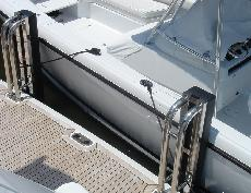 Removable deck bumpers